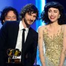 Gotye, Grammys 2013: Singer Wins Best Alternative Music Album, Best Pop Duo/Group Performance - 454 x 340
