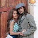 Angelique Boyer and Sebastián Zurita