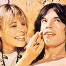Mick Jagger and Anita Pallenberg - 454 x 256