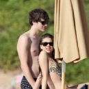 Sarah Hyland - Swimsuit Candids In Maui 03 Mar 2010