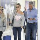 Joanna Krupa at LAX International Airport in Los Angeles - 454 x 643