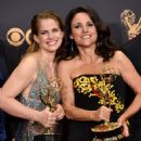 Julia Louis-Dreyfus : 69th Annual Primetime Emmy Awards - 453 x 600