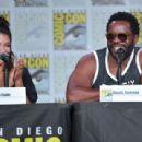 Jessica Szohr – 'The Orville' Panel at Comic Con San Diego 2019 - 454 x 309