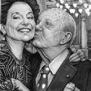 Joey Adams & Cindy Adams - 454 x 475