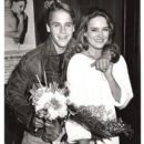 Chad Lowe and Alexandra Powers