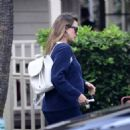 Jessica Alba and Cash Warren out in West Hollywood (November 12, 2017) - 454 x 463