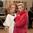 Katherine McNamara – Moschino x H&M Los Angeles Launch Event in LA - 454 x 637