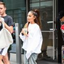 Ariana Grande – Leaves her apartment in New York City