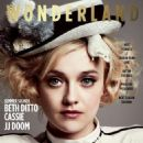 Dakota Fanning Wonderland magazine - April/May 2012
