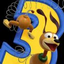 Toy Story 3 Character Poster 'Slinky Dog' - 454 x 671