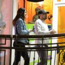 Camila Morrone and Leonardo DiCaprio – Out and about in West Hollywood - 454 x 436