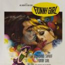 Funny Girl Starring Barbra Streisand 1968 - 454 x 607