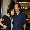 Scott Patterson and Kristine Saryan