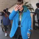 Ruby Rose – Arriving at LAX Airport in LA - 454 x 736