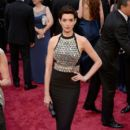 Anne Hathaway At The 86th Annual Academy Awards (2014)