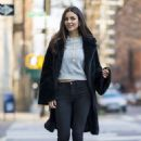 Victoria Justice – Out and about in NYC