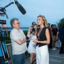 Actress Arielle Kebbel attends the Women's Health Magazine Party Under the Stars at Bridgehampton Surf & Tennis on August 6, 2016 in Bridgehampton, New York