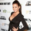 Vida Guerra - Vanguard Night Club To Celebrate 35 Birthday In LA, 20 March 2010