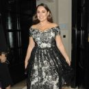 Kelly Brook – Leaving The British Takeaway Awards in London