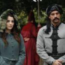 Burak Özçivit and Ezgi Eyüboglu