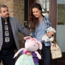 Katie Holmes: out and about in New York City