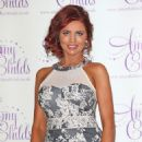 AMY CHILDS at Her Spring/Summer 2013 Clothing Collection Launch in London