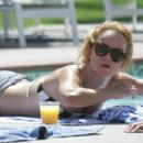 Taryn Manning - Bikini Candids At The Pool