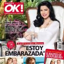 Astrid Carolina Herrera - OK! Magazine Cover [Venezuela] (18 November 2013)
