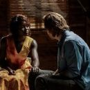 Lupita Nyong'o and Alex England