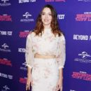 Aubrey Plaza – 'An Evening with Beverly Luff Linn' Premiere in Los Angeles - 454 x 539