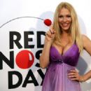 Sonya Kraus - Photocall for Red Nose Day at the Coloneum in Cologne - 2010-11-25 - 454 x 329