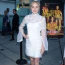 AJ Michalka – 'Support The Girls' Premiere in LA - 454 x 652