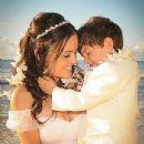 Danica McKellar and Scott Sveslosky Wedding Day November 15, 2014