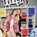 Chrissy Teigen – Finery App launch party hosted by Brooklyn Decker in Culver City