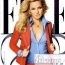 Kate Hudson - 2009 Elle Magazine, February Issue