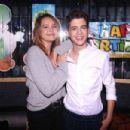 Bailee Madison – Asher Angel Celebrates his 16th birthday in LA - 454 x 303