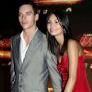 Jonathan Rhys-Meyers and Reena Hammer - 454 x 669