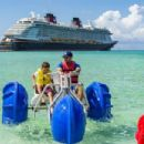 Actor William Levy Vacations With His Family Aboard the Disney Dream - 454 x 303