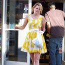Mischa Barton - At A Gas Station In L.A., 2010-05-05