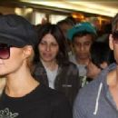Paris Hilton And Cy Waits Land In Brazil