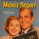 Coleen Gray - Movie Story Magazine [United States] (April 1950)