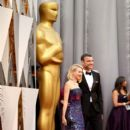 Liev Schreiber and Naomi Watts :88th Annual Academy Awards - 401 x 600
