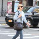 Jennifer Morrison out in Manhattan - 454 x 636
