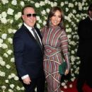 Tommy Mottola and Thalia- 2017 Tony Awards - Arrivals - 425 x 600
