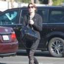 Ashley Greene – Shopping for some grocery in Beverly Hills - 454 x 574