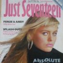 Patsy Kensit - Just Seventeen Magazine Cover [United Kingdom] (9 April 1986)