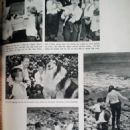 Esther Williams - Movie Life Magazine Pictorial [United States] (November 1955)