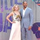 Margot Robbie and Will Smith - August 3, 2016- 'Suicide Squad' - European Premiere - Red Carpet Arrivals