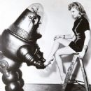 Anne Francis - Robby the Robot: Engineering a Sci-Fi Icon - 454 x 579