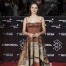 Aura Garrido- Day 6 - Malaga Film Festival 2018- Red Carpet - 399 x 600